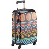 Travelite Flux Marrakesch közepes bőrönd