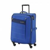 Travelite KITE M könnyű négykerekes közepes bőrönd