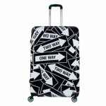 BG Berlin Allways ABS nagy bőrönd