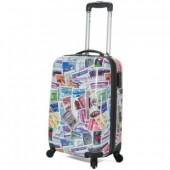 Benzi 4-kerekes nagy bőrönd