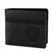Scuderia Ferrari LS Wallet M Puma Black pénztárca
