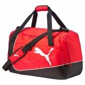 evoPOWER Medium Bag puma red-black-white sporttáska