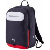 BMW Motorsport Backpack Team Blue-Puma W hátizsák