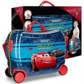 Disney Cars 4-kerekes gyermekbőrönd