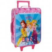 Disney Princess Rainbow 2-kerekes gyermekbőrönd 50 cm