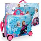 Disney Frozen 4-kerekes gyermekbőrönd