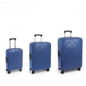 Gabol Kyoto 4-kerekes trolley bőrönd szett